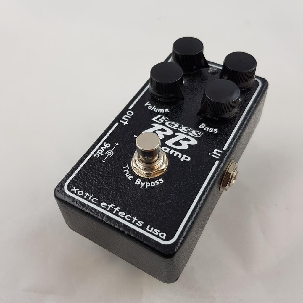 XOTIC BASS BB PREAMP .