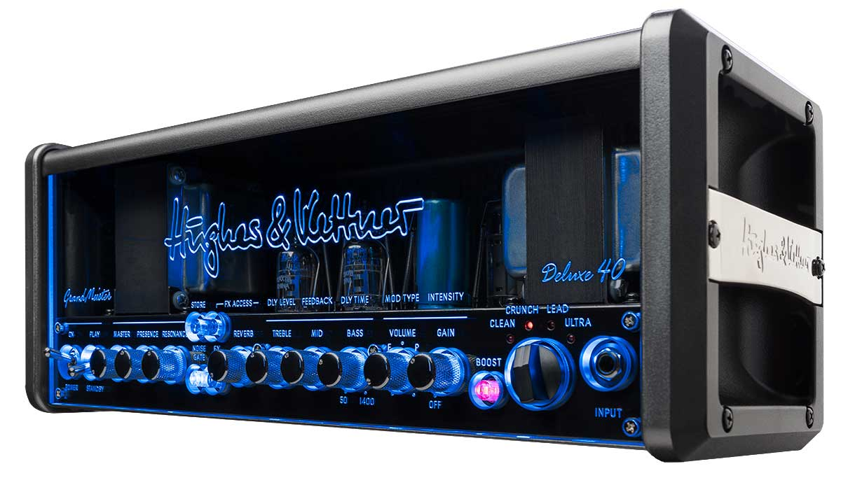 HUGHES & KETTNER GM GRAND MEISTER Deluxe 40 Head - 1007508