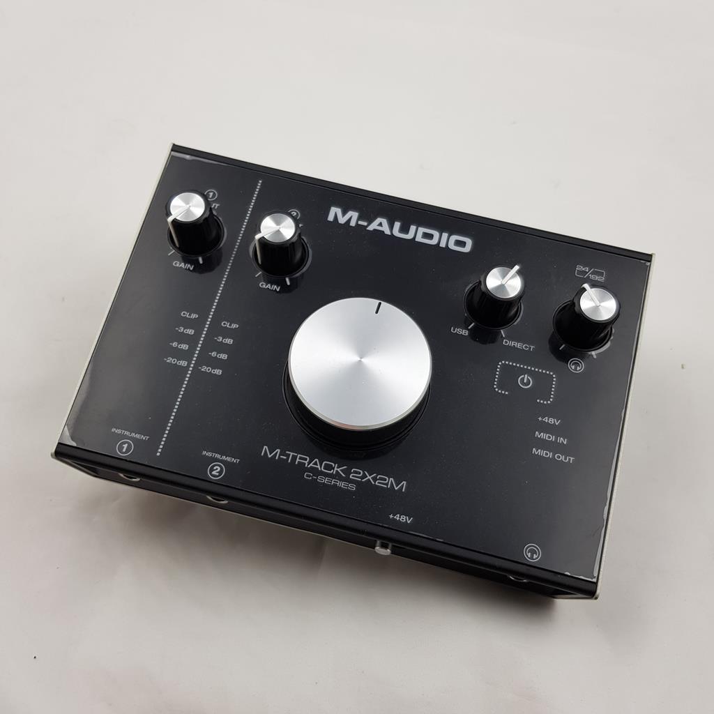 M-AUDIO M-TRACK 2X2 M .
