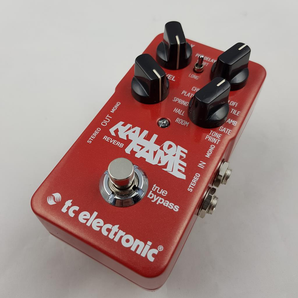 TC ELECTRONIC HALL OF FAME Reverb  .