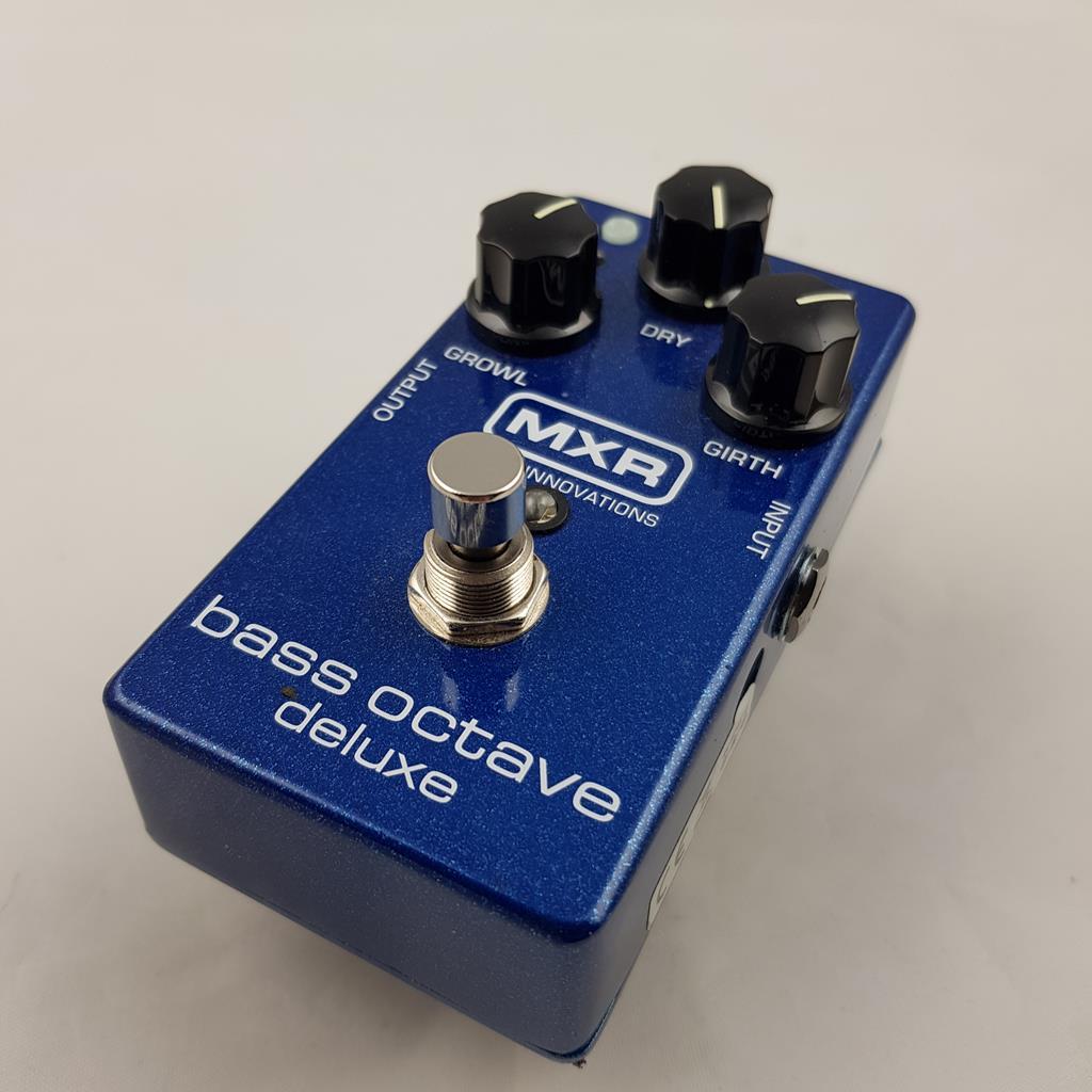 MXR M 288 Bass octave deluxe  .