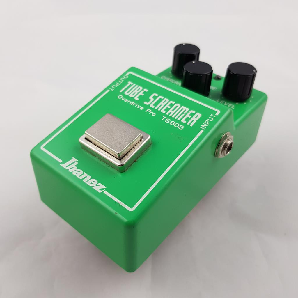 IBANEZ TS 808 TUBE SCREAMER .