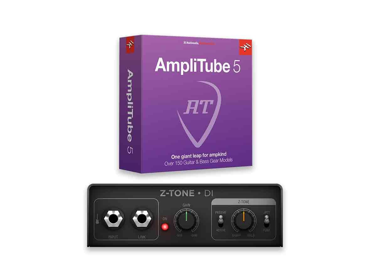 IK-Multimedia-Z-TONE-DI-AmpliTube-5-Preamplificatore-DI-sku-2240251218002