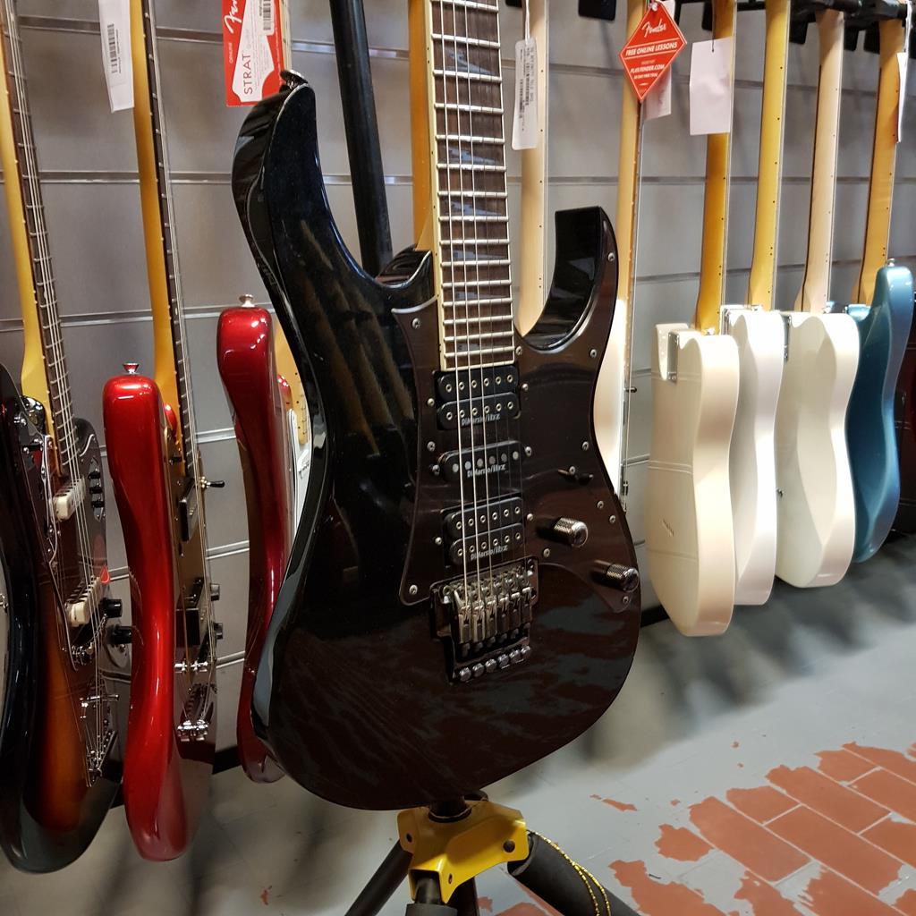 IBANEZ RG 2550 Z BLACK .