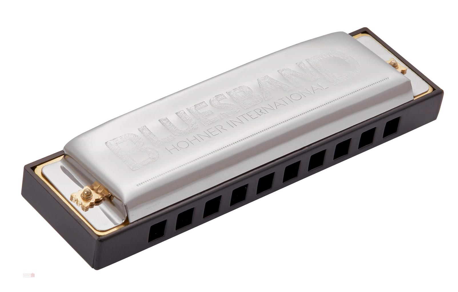 HOHNER BLUES BAND ARMONICA DIATONICA