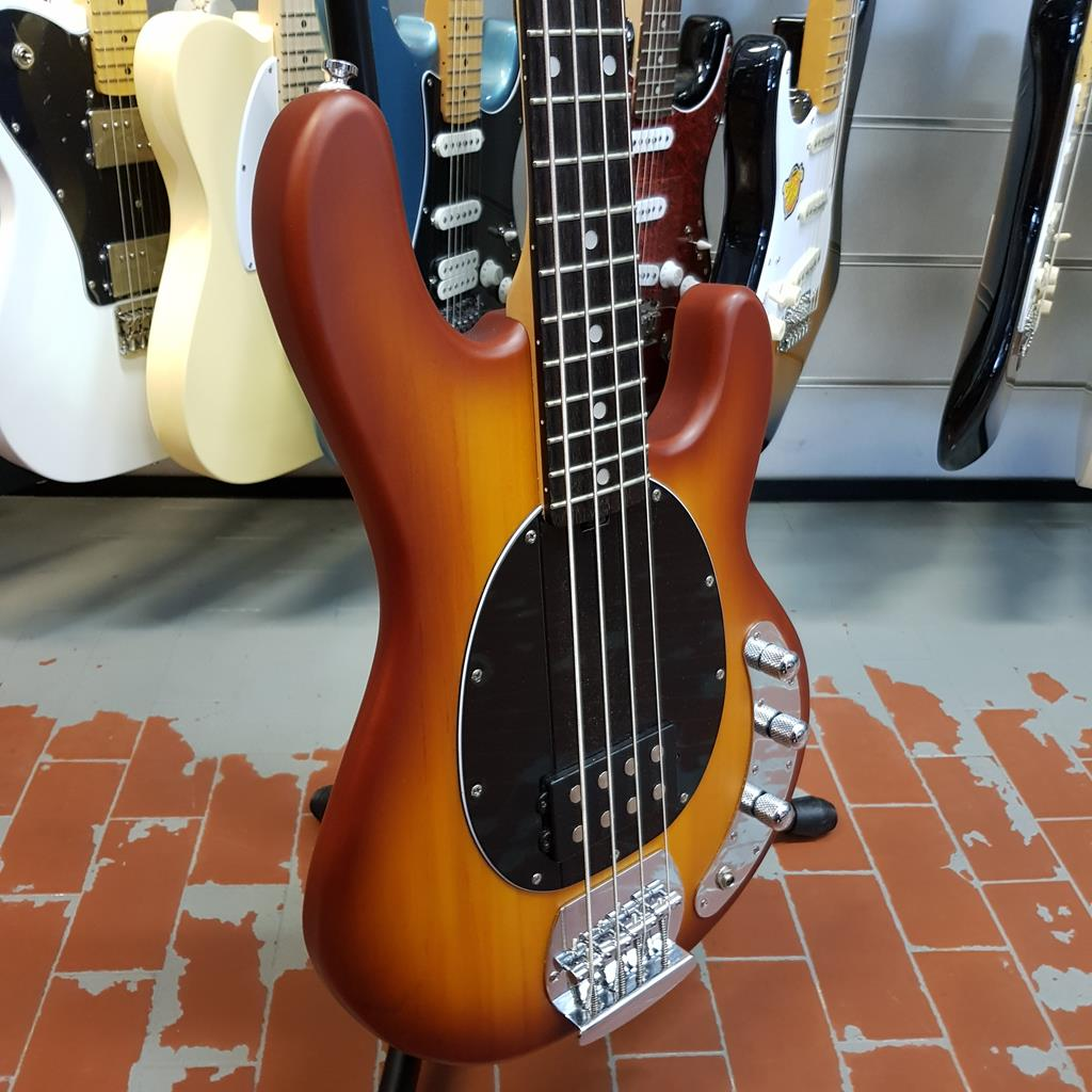 STERLING BY MUSICMAN RAY 4 HBS SUNBURST SUB ..