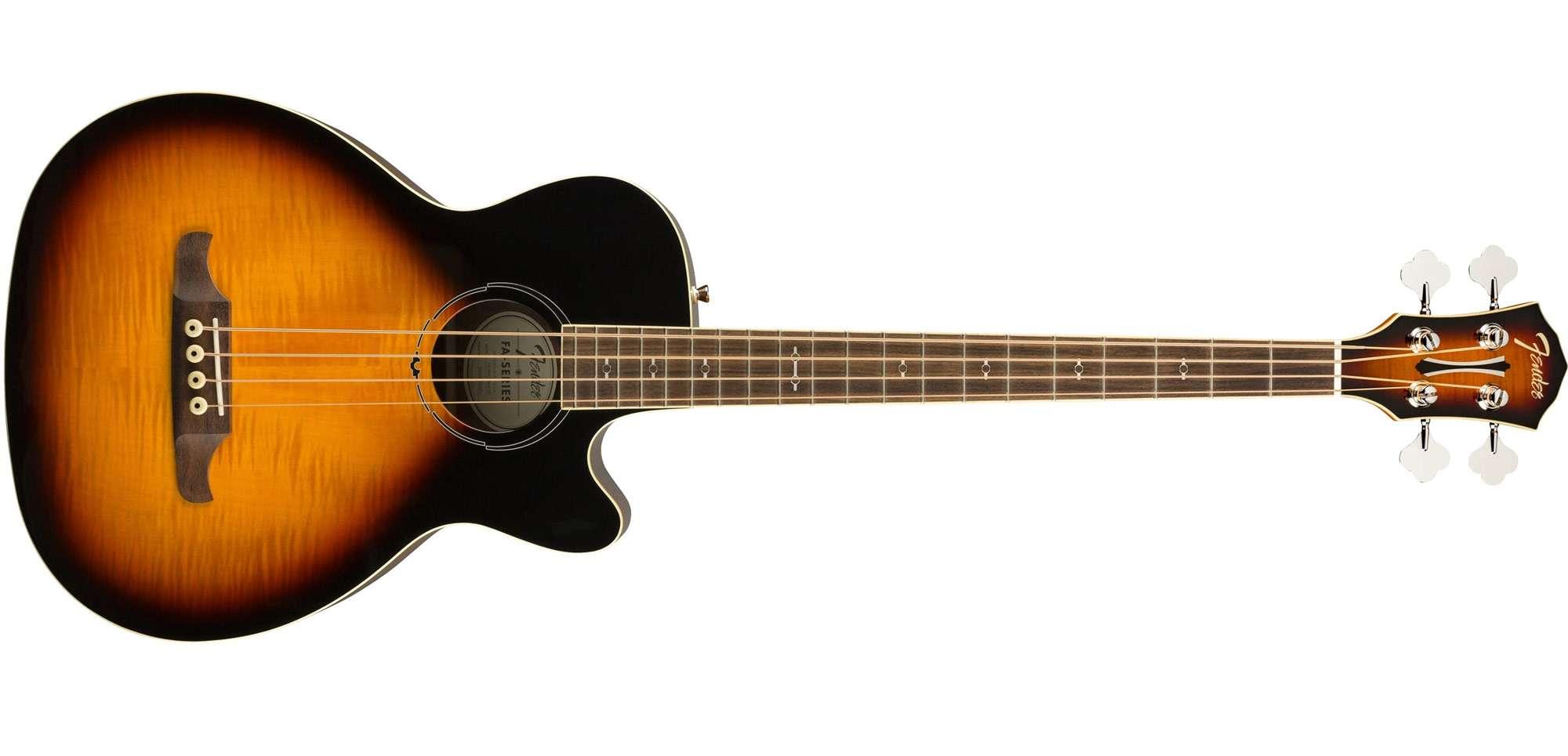 FENDER FA 450 CE Bass 3T sunburst LR  0971443032