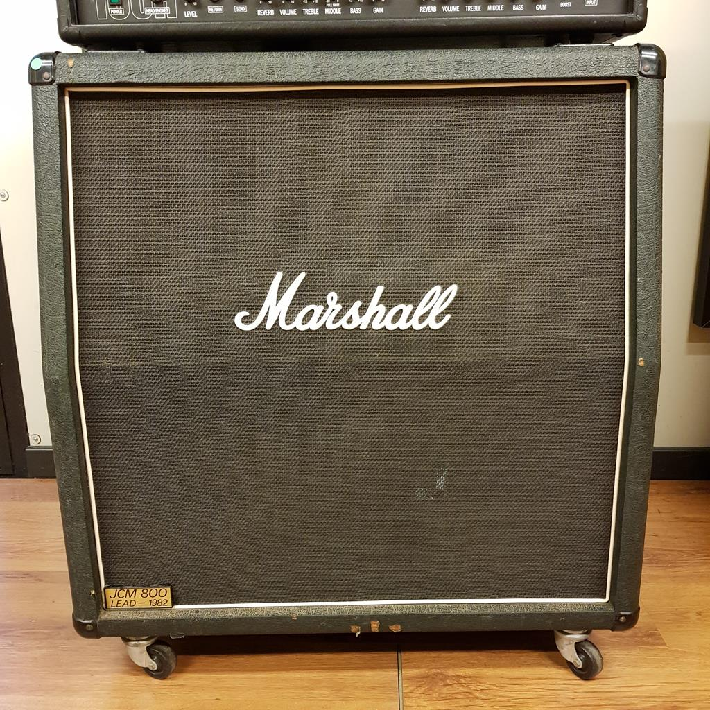 MARSHALL JCM 800 1982A 4X12 ..