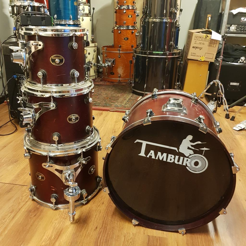 TAMBURO T5 JAZZ  SET .