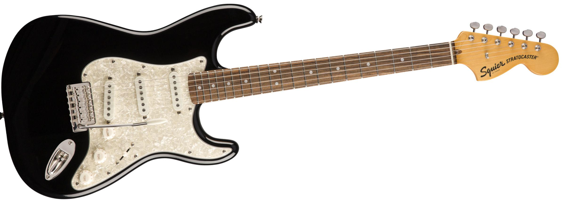 SQUIER-Classic-Vibe-70s-Stratocaster-LF-Black-0374020506-sku-22875