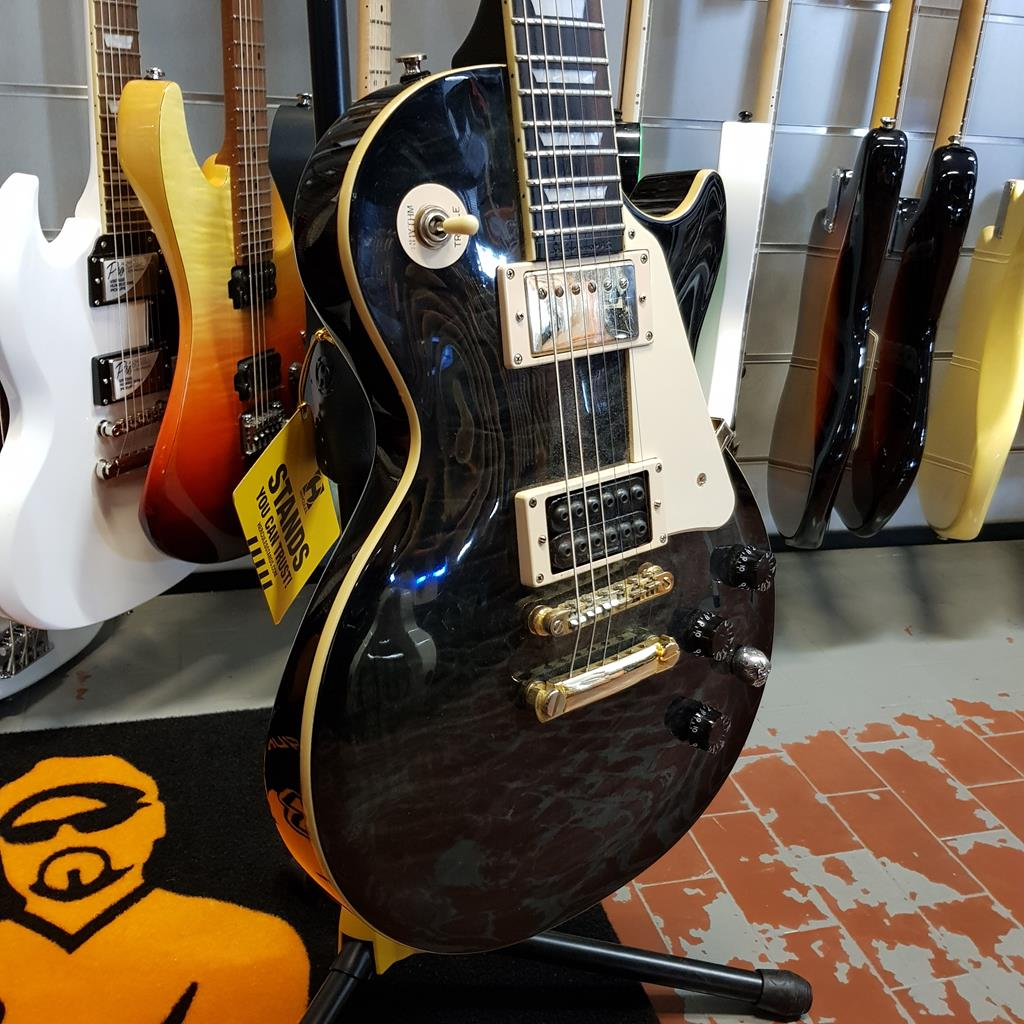 EPIPHONE LES PAUL ULTRA + SEYMOUR DUNCAN INVADER ..