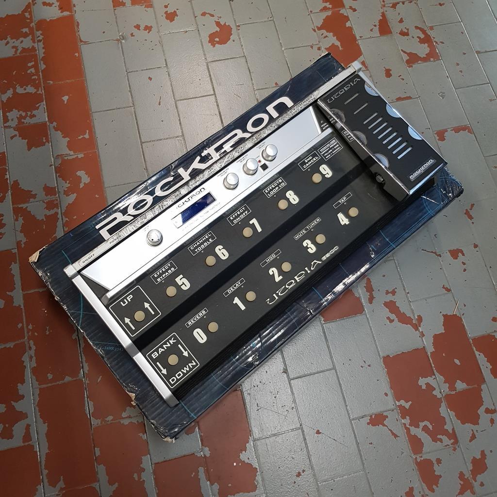 ROCKTRON Utopia G 300  ..
