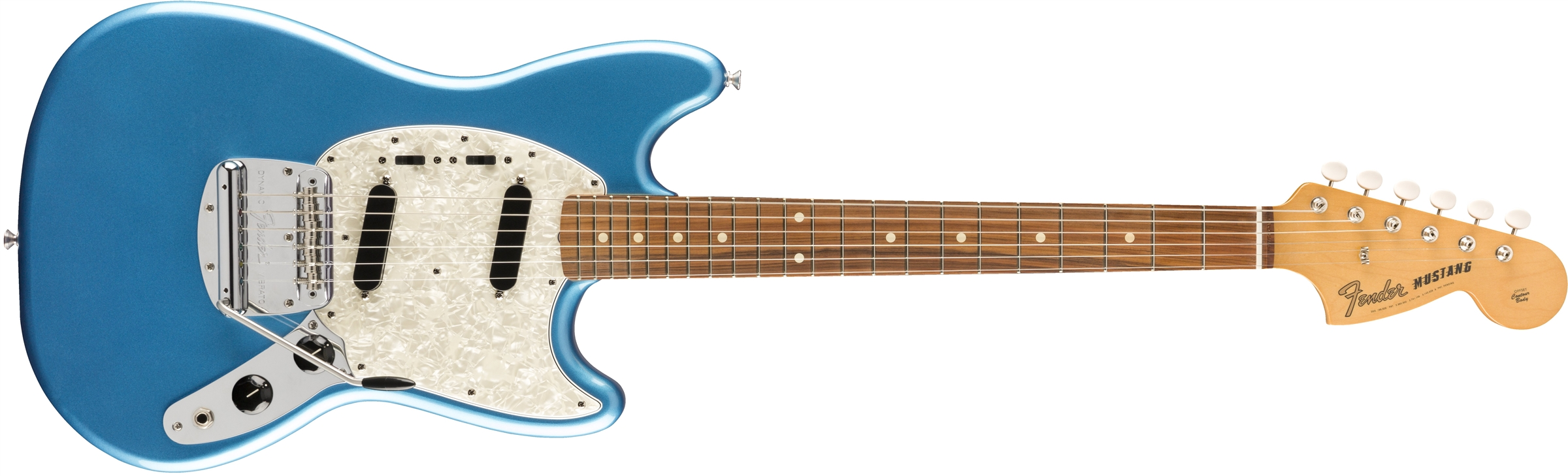 FENDER-Vintera-60s-Mustang-PF-Lake-Placid-Blue-0149783302-sku-23098