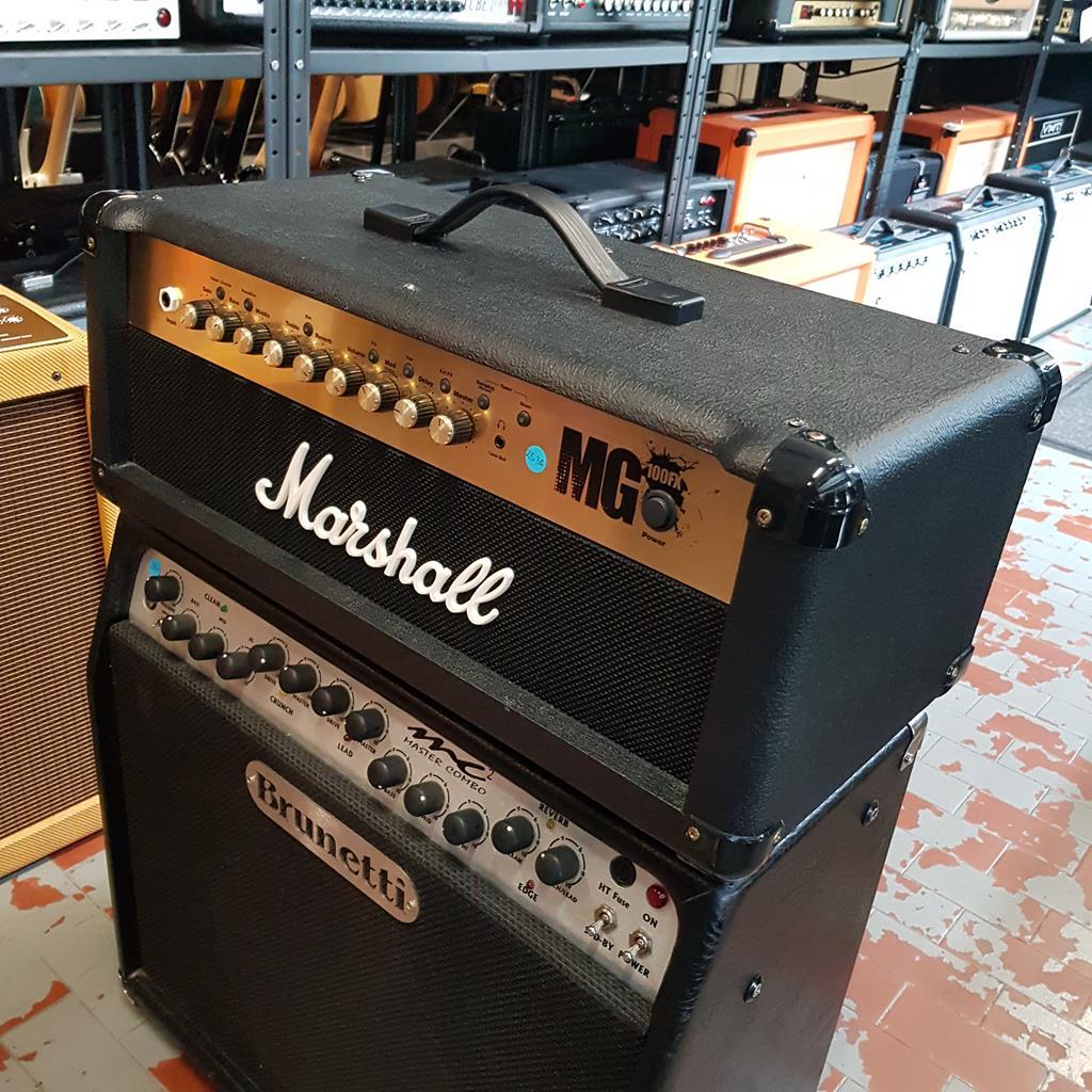 MARSHALL >> MG 100 FX