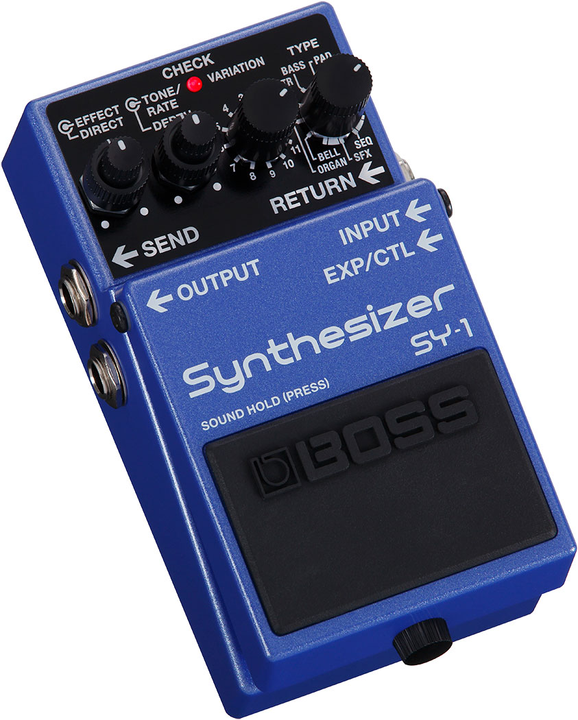 BOSS-SY-1-Guitar-Synthesizer-sku-23343