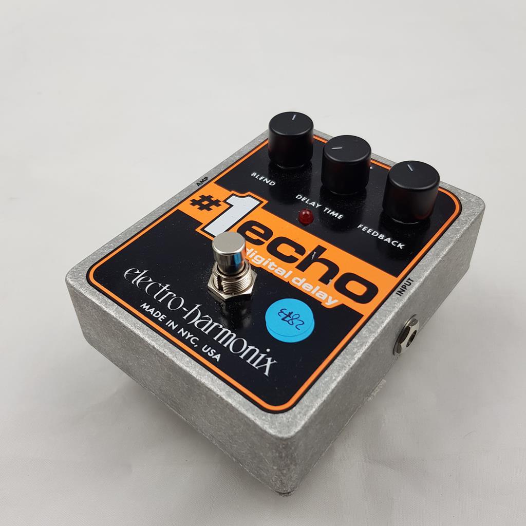 ELECTRO HARMONIX >> 1 ECHO DIGITAL DELAY