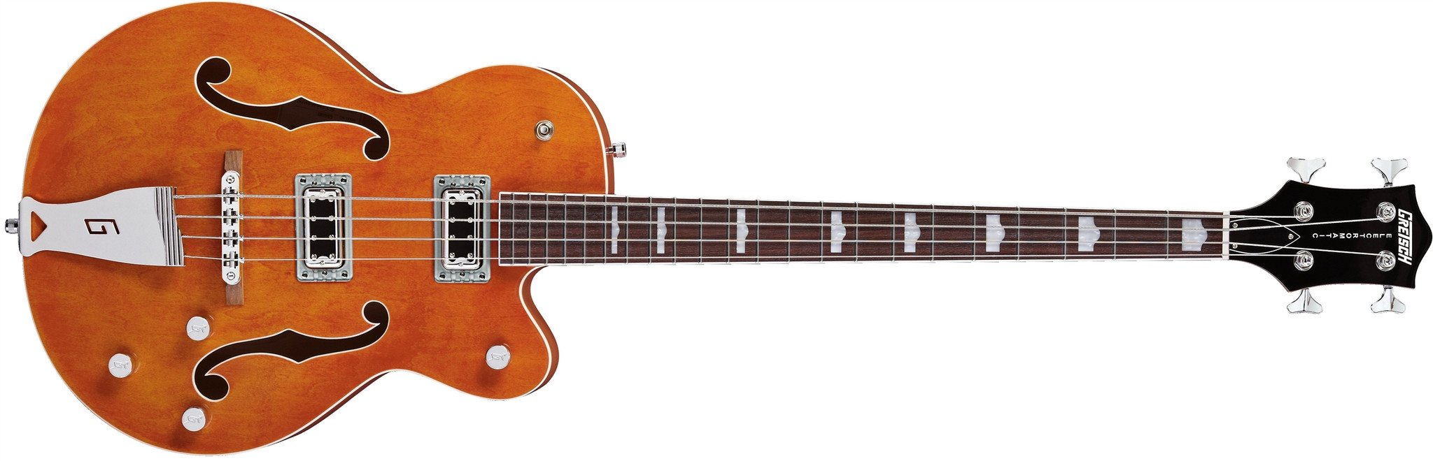 GRETSCH-G5440LSB-Electromatic-Hollow-Body-34-Long-Scale-Bass-RW-Orange-2518000512-sku-23409