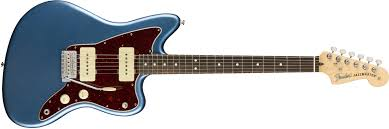 FENDER American Performer Jazzmaster RW Satin Lake Placid Blue 0115210302