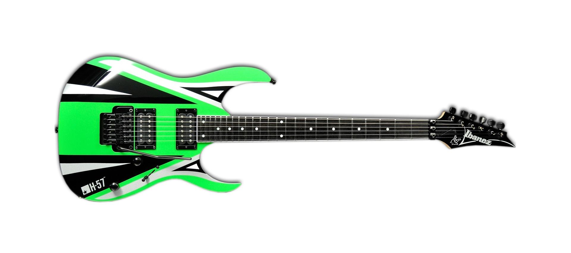 IBANEZ RGH57II-SGG – Super Giovane Green