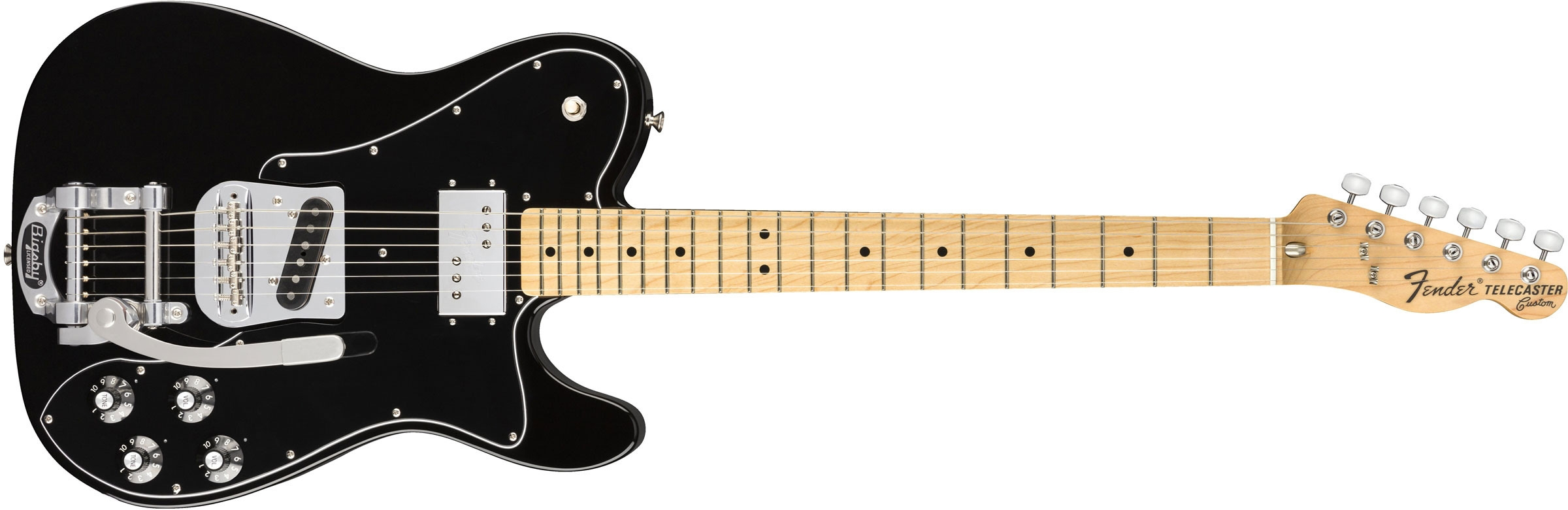 FENDER-Limited-Edition-72-Telecaster-Custom-w-Bigsby-MN-Black-0148610306-sku-23635