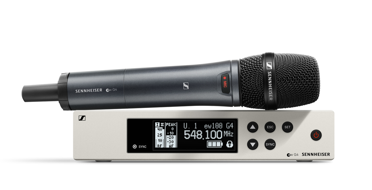 SENNHEISER EW100G4 835 S