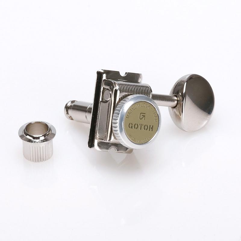 GOTOH GOTOH SD91-MGT MAGNUM LOCK-TRAD NICKEL BLOCCANTI TIPO FENDER VINTAGE - Chitarre Componenti - Hardware e Componenti Vari