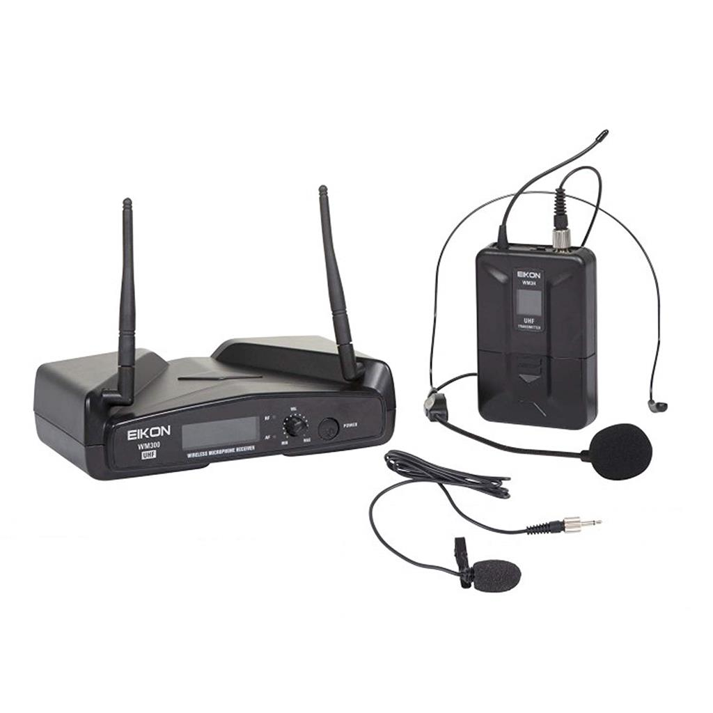 EIKON-PROEL-WM300H-WIRELESS-ARCHETTO-LAVALIER-sku-23762