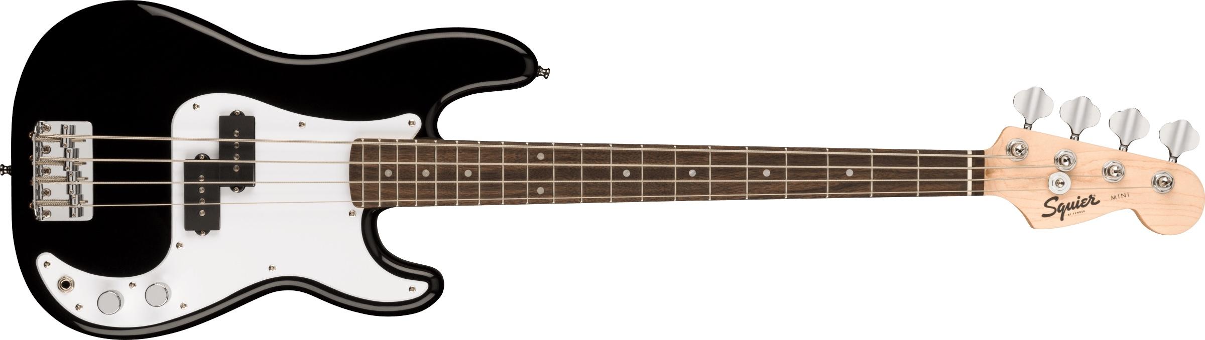 SQUIER-Mini-P-Bass-PRECISION-LF-Black-0370127506-sku-23868