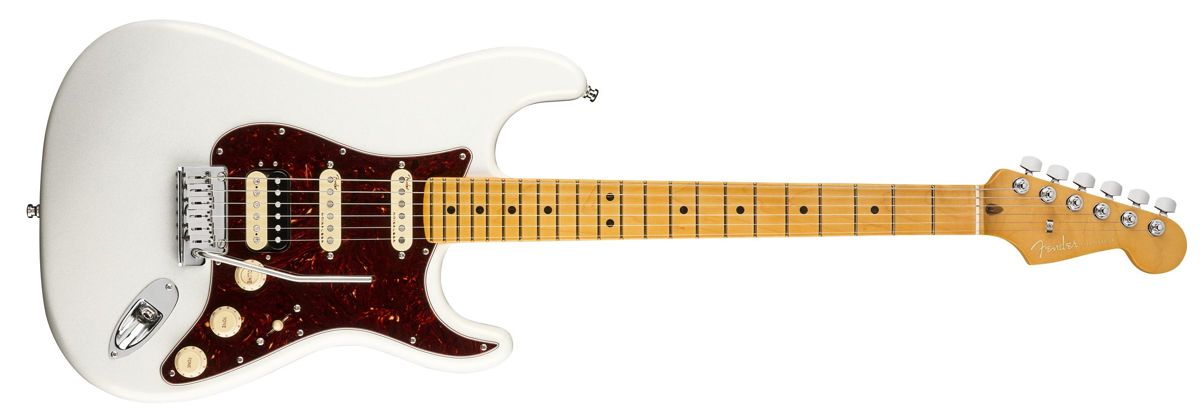 FENDER-American-Ultra-Stratocaster-HSS-MN-Arctic-Pearl-0118022781-sku-23899