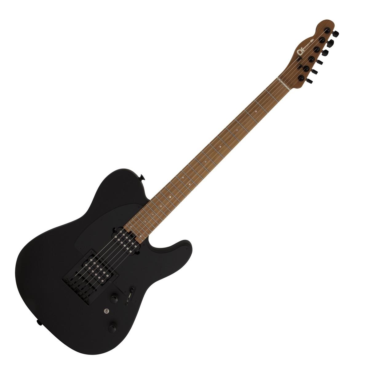 CHARVEL-Pro-Mod-So-Cal-Style-2-24-HH-HT-CM-Satin-Black-2966551568-sku-23934