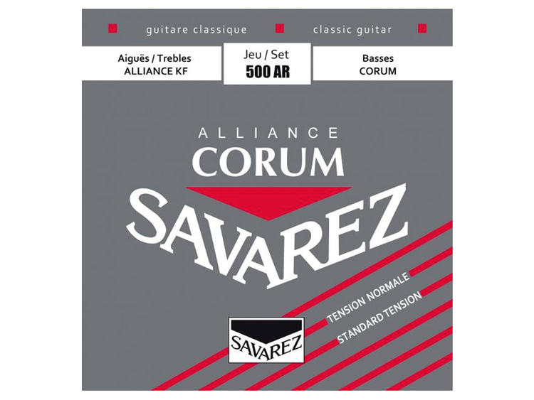 SAVAREZ-500AR-ALLIANCE-CORUM-CLASSICA-MEDIUM-TENSION-SET-sku-23947
