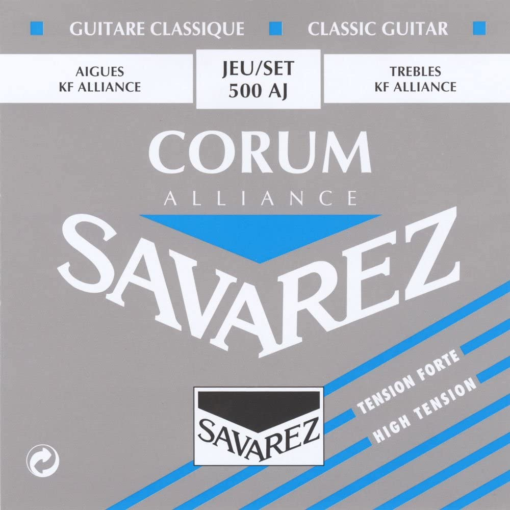 SAVAREZ-500AJ-ALLIANCE-CORUM-CLASSICA-HARD-TENSION-SET-sku-23948