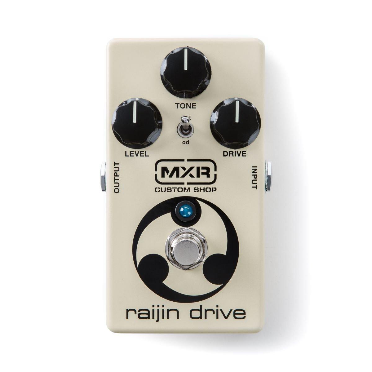 MXR CSP037 RAIJIN DRIVE - Chitarre Effetti - Overdrive
