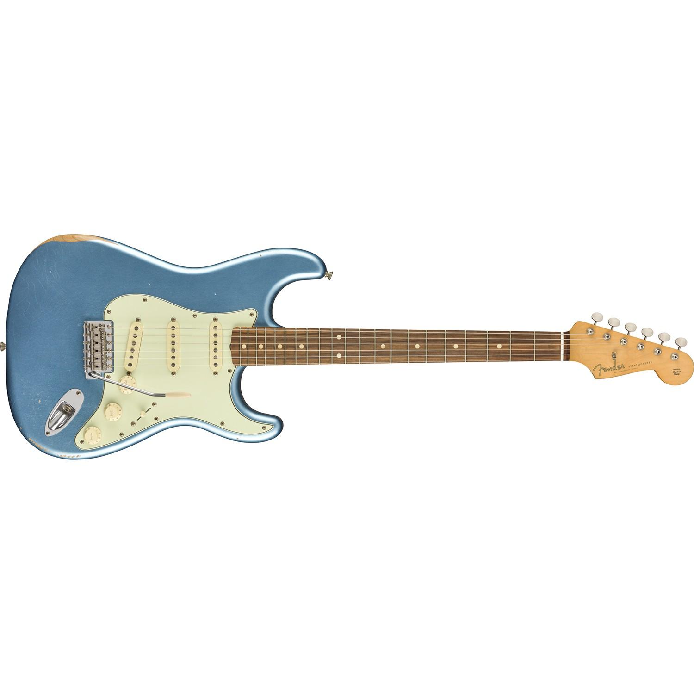 FENDER-Vintera-Road-Worn-60s-Stratocaster-PF-Lake-Placid-Blue-0149833302-sku-24024