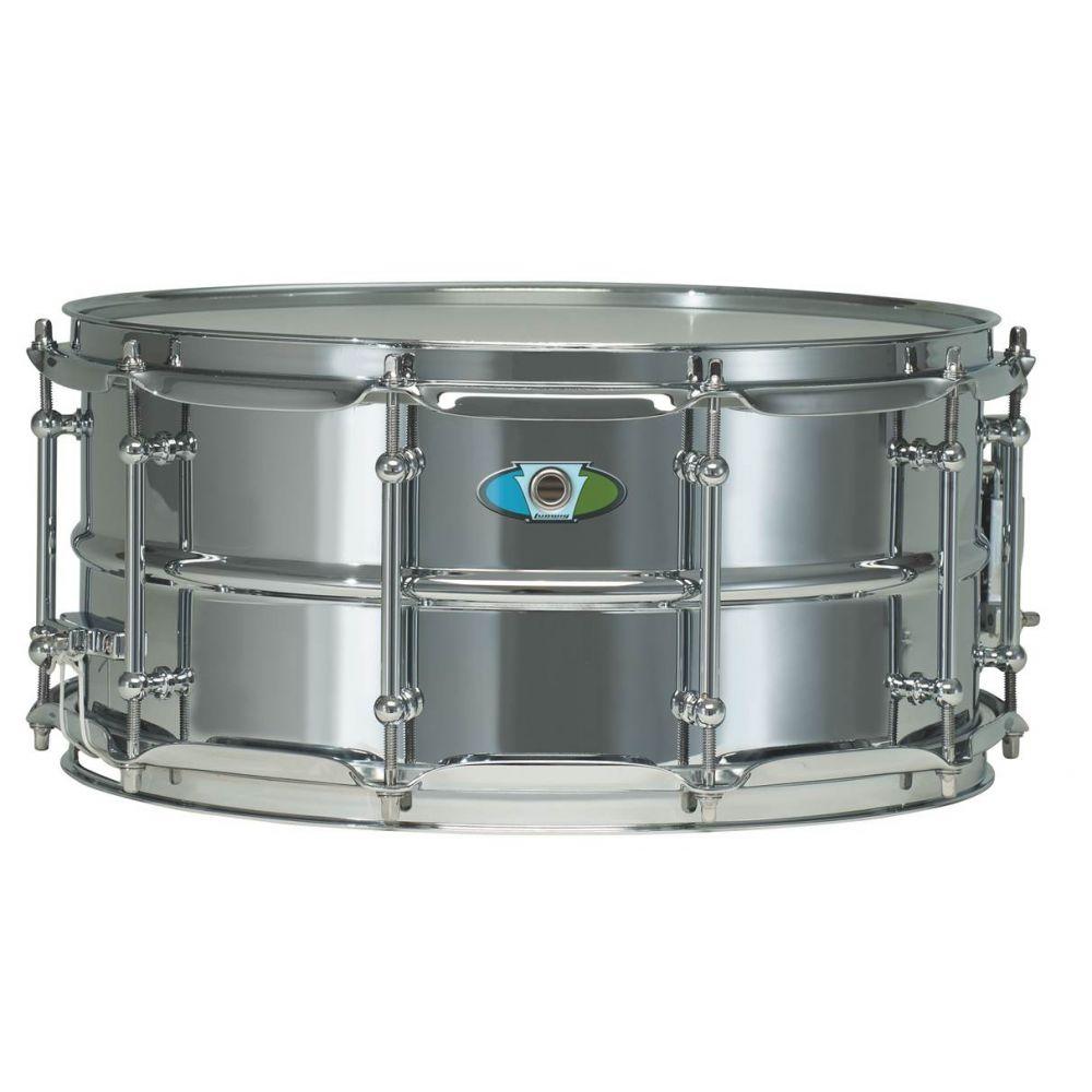 LUDWIG-LW6514SL-Supralite-rullante-6-5x14-acciaio-sku-24050