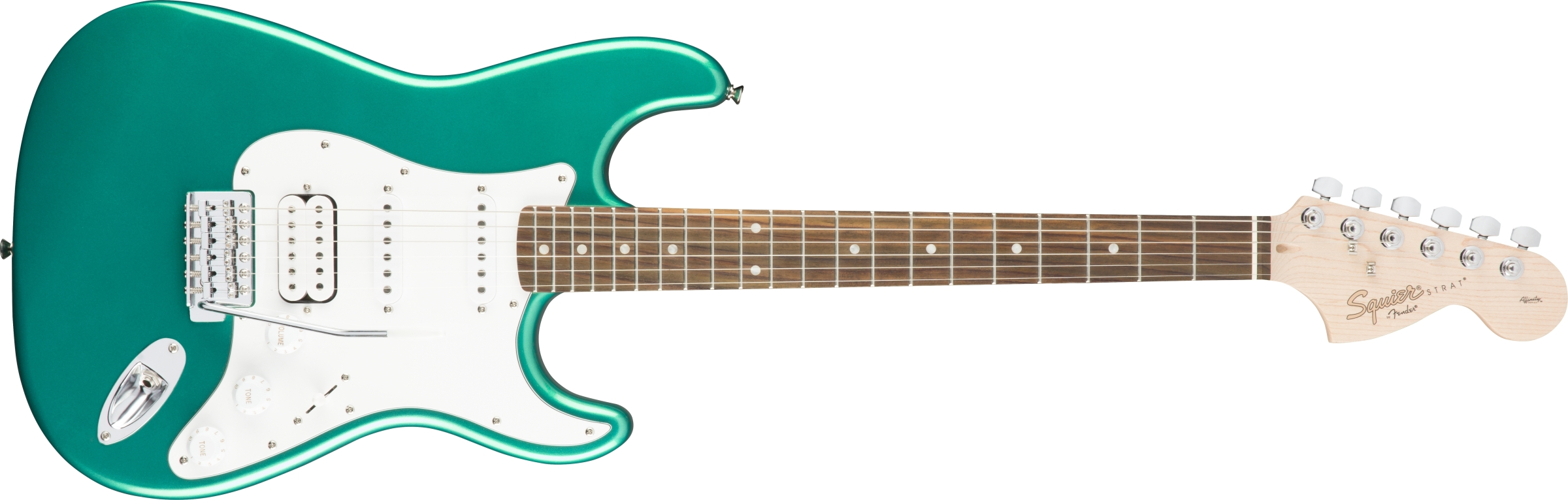 SQUIER-Affinity-Series-Stratocaster-HSS-LF-Race-Green-0370700592-sku-24063