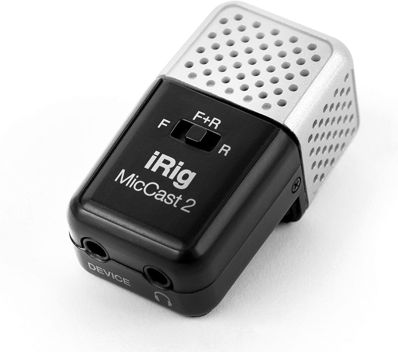 IK-MULTIMEDIA-iRig-Mic-Cast-2-MIC-x-iPOD-iPHONE-iPAD-ANDROID-sku-24207