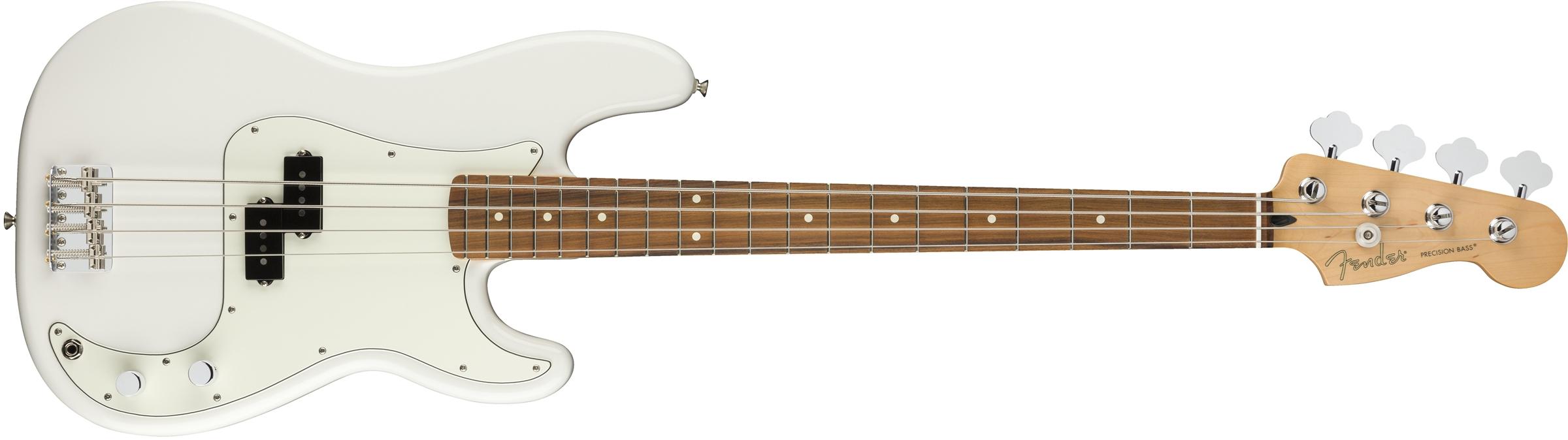 FENDER-Player-Precision-Bass-PF-Polar-White-0149803515-sku-24217