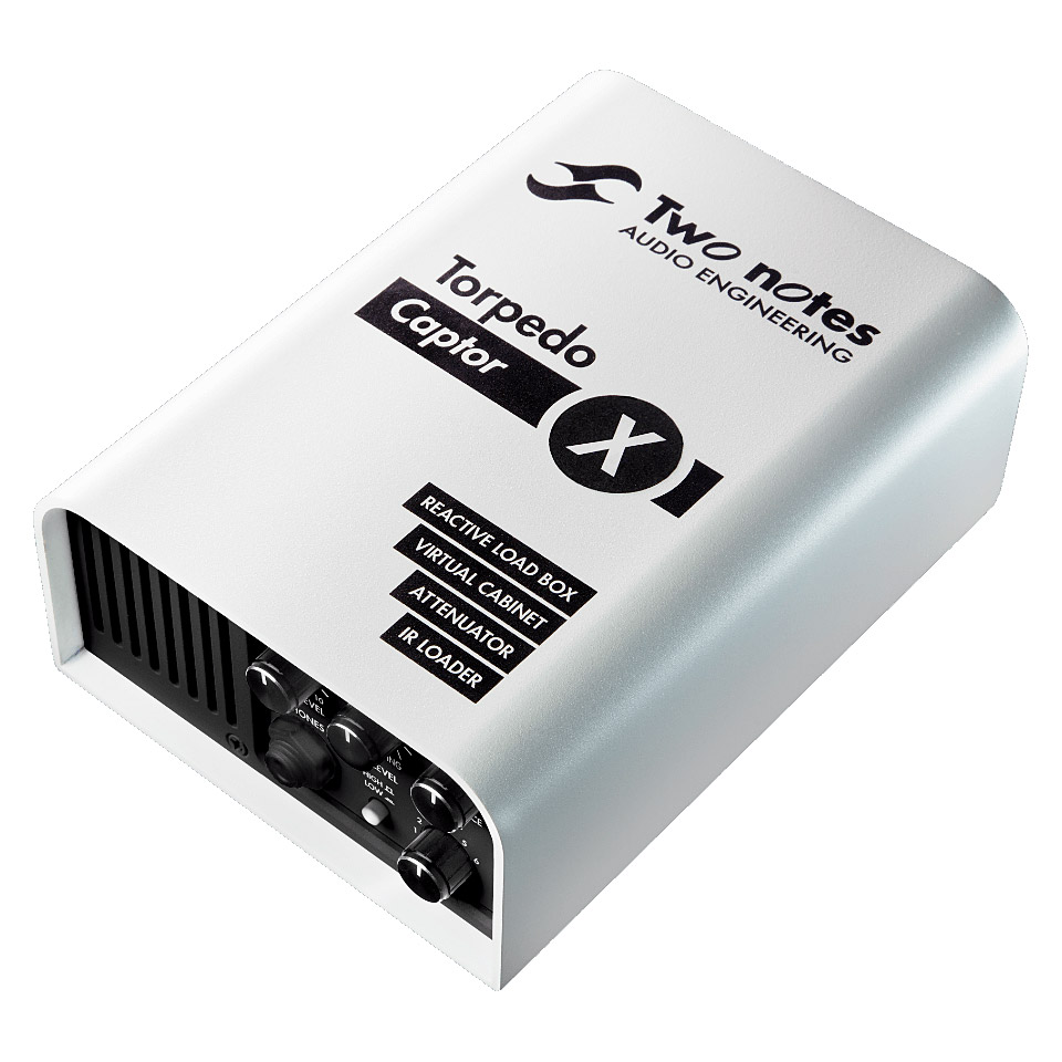 TWO-NOTES-TORPEDO-CAPTOR-X-16-OHM-LOAD-BOX-sku-24237