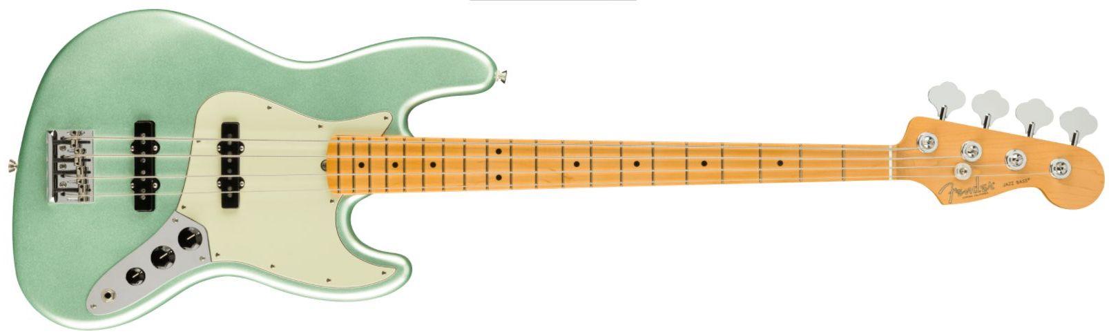 FENDER-American-Professional-PRO-II-Jazz-Bass-MN-Mystic-Surf-Green-0193972718-sku-24316