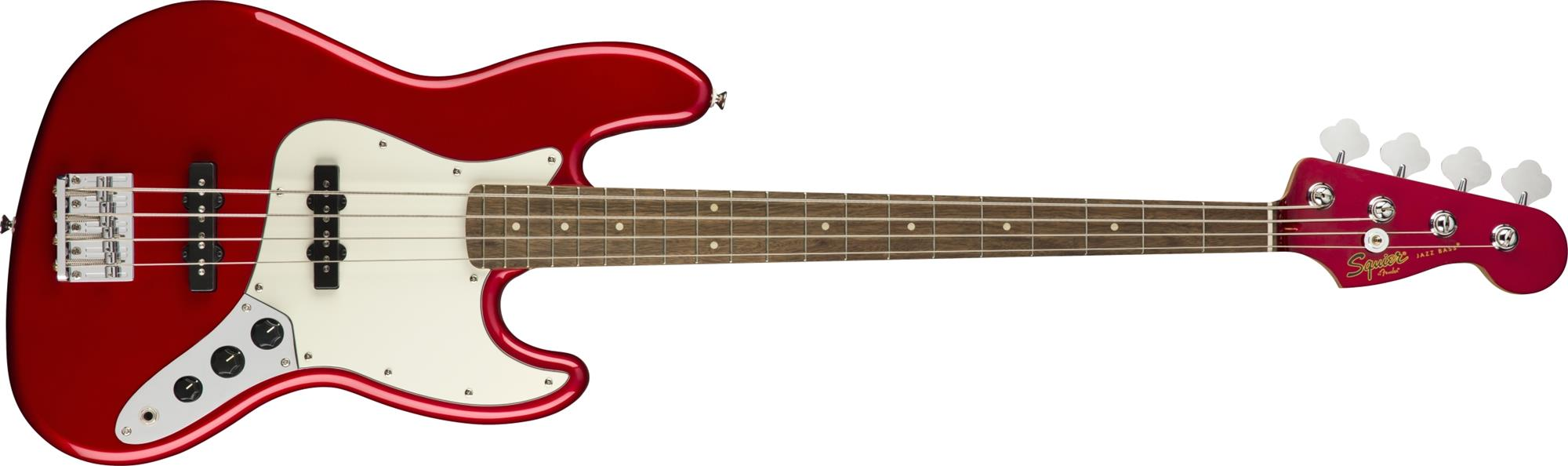 SQUIER-Contemporary-Jazz-Bass-LF-Dark-Metallic-Red-0370400525-sku-24383