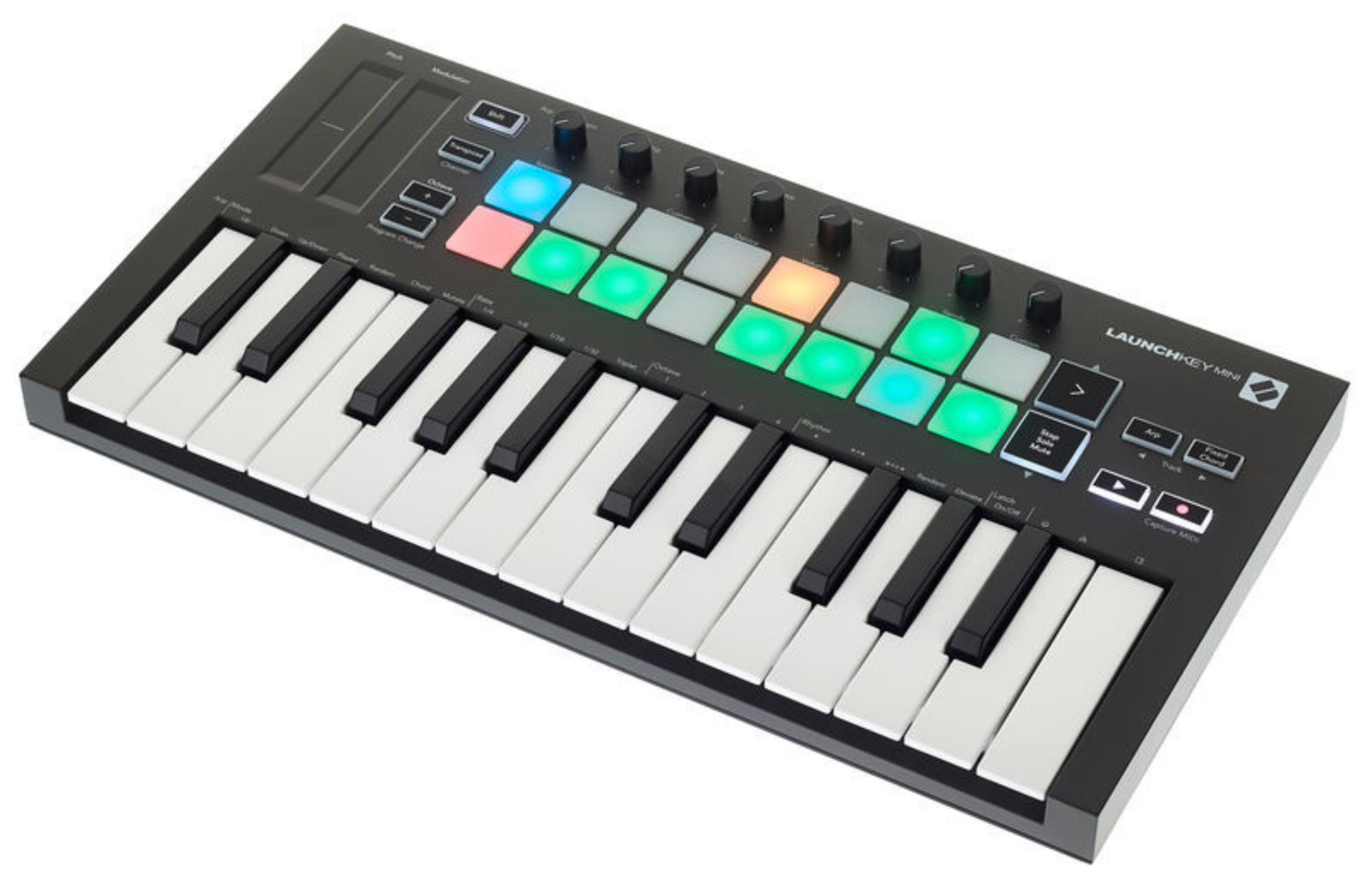 NOVATION-LAUNCHKEY-MINI-MK3-sku-24411