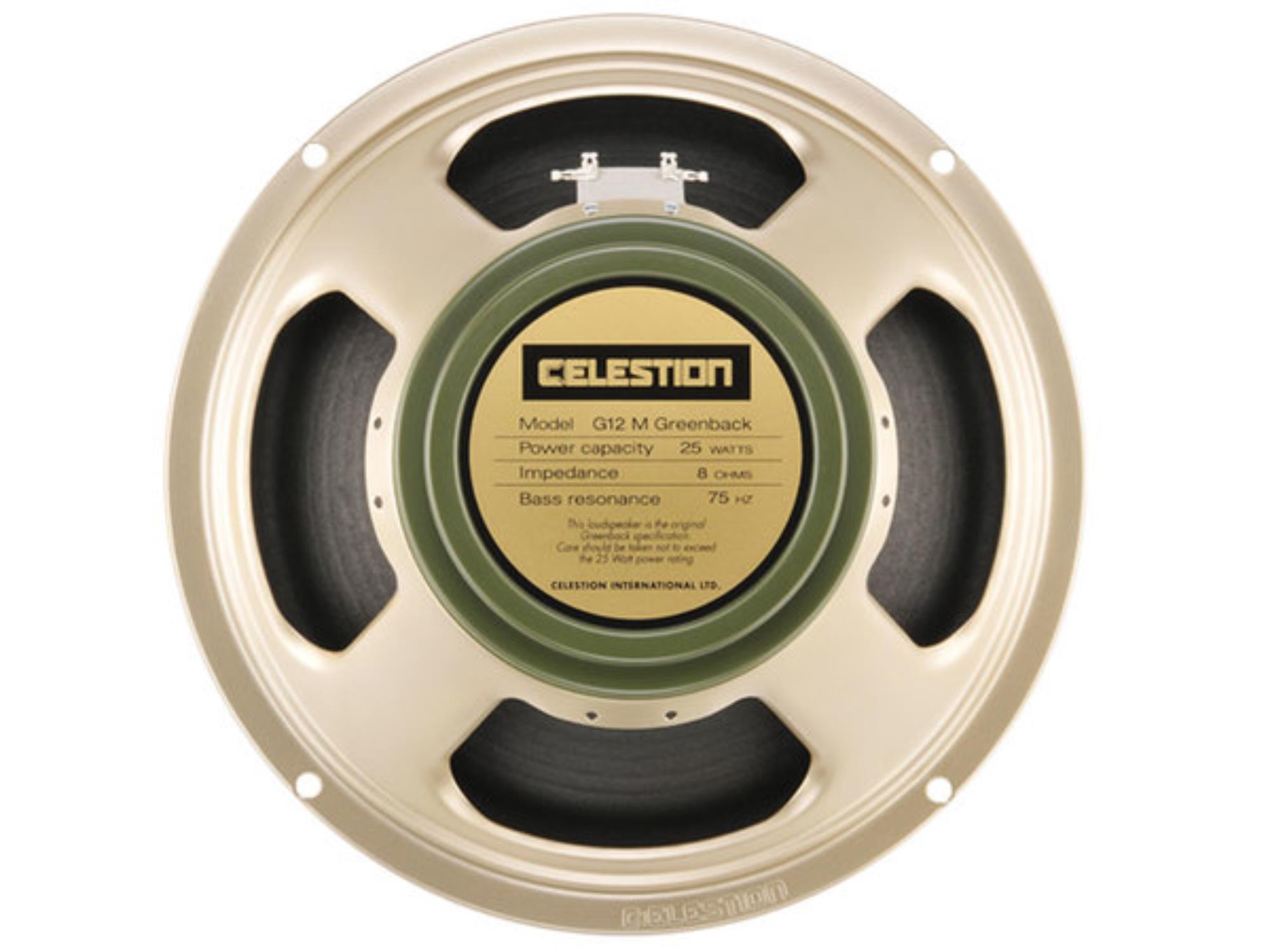 CELESTION-CLASSIC-G12M-GREENBACK-8-OHM-sku-24539