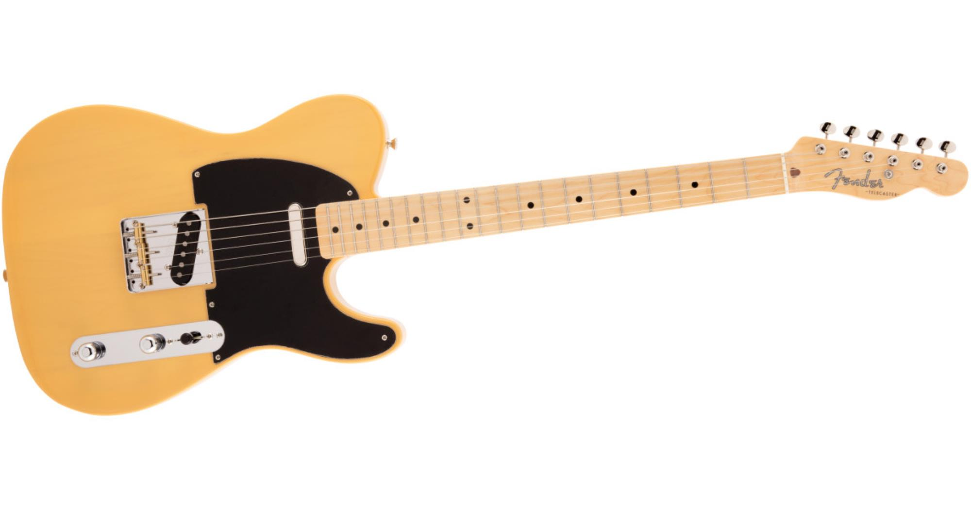 FENDER-Traditional-50s-Telecaster-MN-Butterscotch-Blonde-Made-in-Japan-5360102350-sku-24688