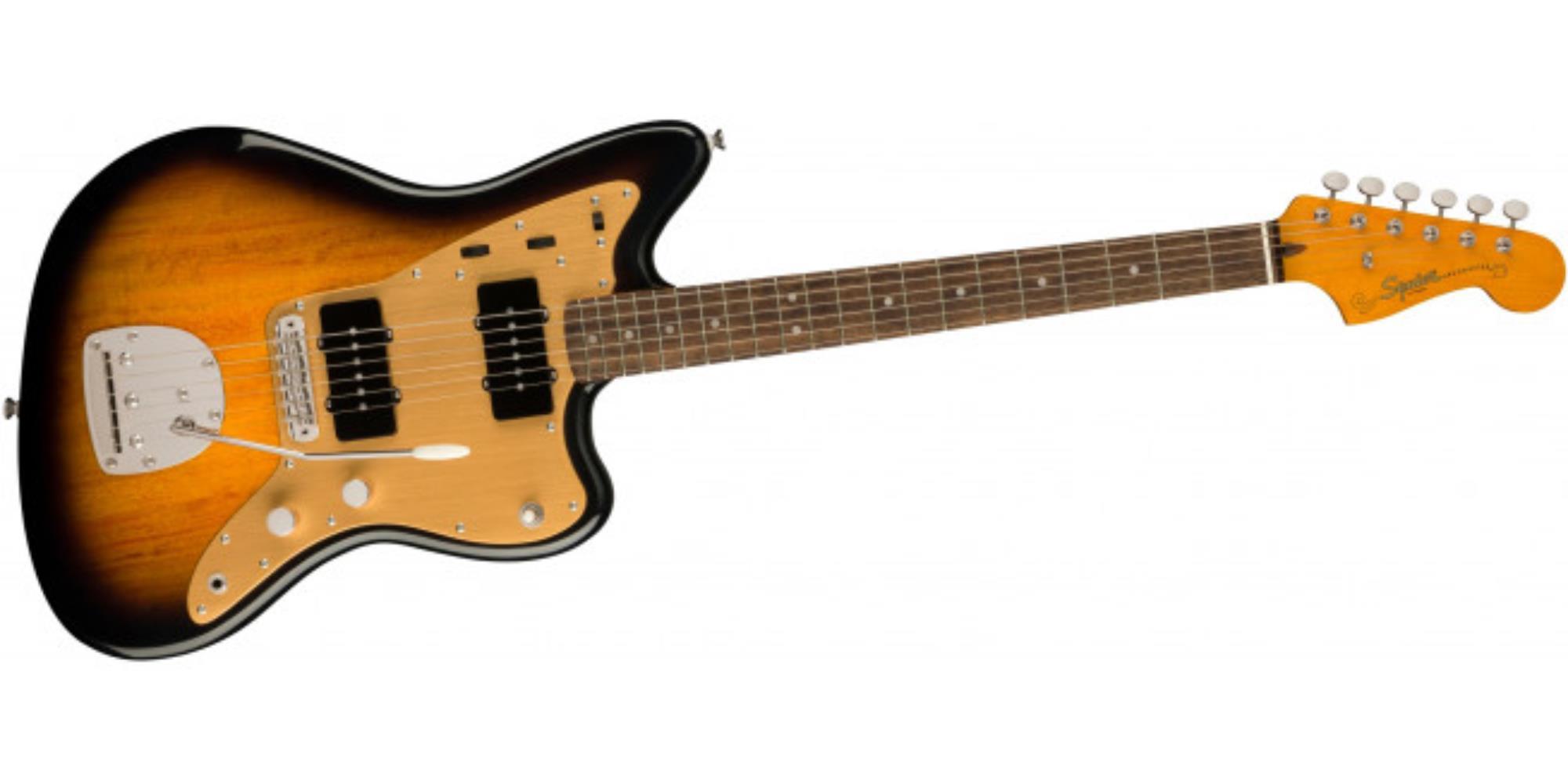 SQUIER FSR Classic Vibe Late 50s JAZZMASTER   2-Color Sunburst  0374086503 - Chitarre Chitarre - Elettriche