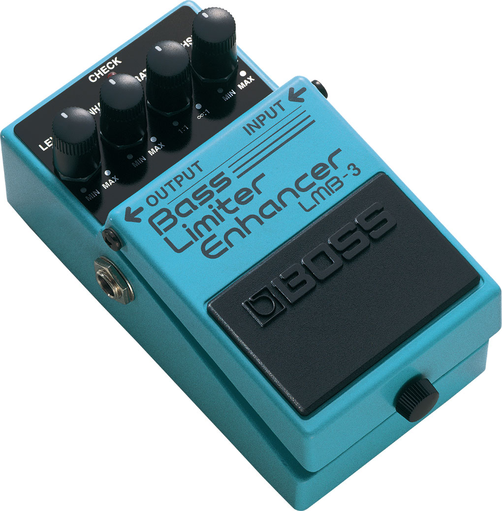 BOSS LMB 3 BASS LIMITER ENHANCER - Bassi Effetti - Compressori