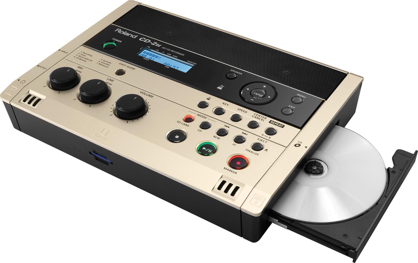 ROLAND CD-2U  - Dj Equipment Mixer Passivi