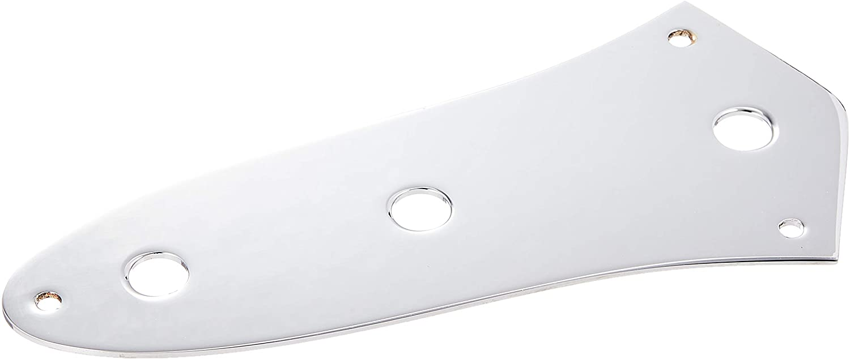 FENDER-American-Vintage-62-Jazz-Bass-Control-Plate-Chrome-3-Hole-sku-571000756