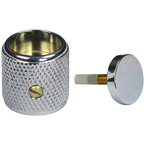 FENDER-Telecaster-Precision-Bass-S-1-Switch-Knob-Assembly-Chrome-sku-571003384