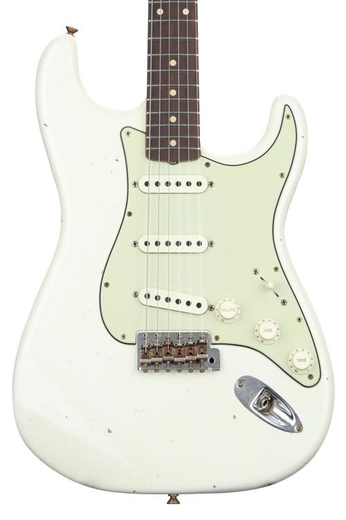 FENDER-1963-Stratocaster-Journeyman-Relic-with-Closet-Classic-Hardware-Rosewood-Fingerboard-Aged-Olympic-White-sku-571005307